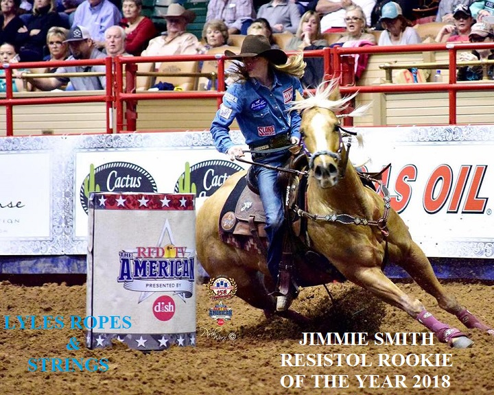 Jimmie Smith - Resistol Rookie of the Year 2019